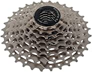Bike Freewheel Set 8 Speed Mountain Bike Cassette Sprocket for 11T-28T Cycling Replacement Stainless Steel Bic
