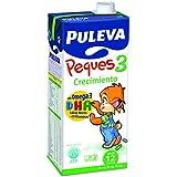 Puleva - Peques 3 Leche Infantil Liquida Crecimiento A Partir De 1 Año Brick 1 L