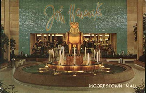 Moorestown Mall Shopping Centre Moorestown, New Jersey Original Vintage - Jersey New Mall The