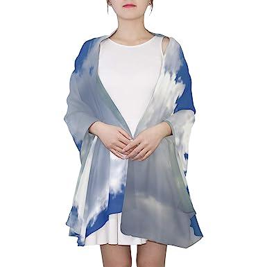 d3059031aea Cloud Heart Shape Romantic Magical Unique Fashion Scarf For Women ...