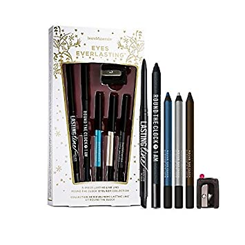 bareMinerals Eyes Everlasting 5-Piece Lasting Line and Round the Clock Eyeliner Collection