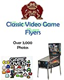 Classic Video Game Flyers: A Picture Book