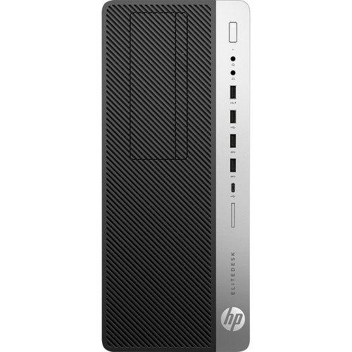 Hp Elitedesk 800 G3 Small Form Factor Desktop – Intel i5-6500 3.4 GHz, 8 GB, 256GB SSD, Windows 10 Pro, 3 Year Elite Warranty