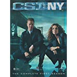 C.S.I. New York: The Complete First Season