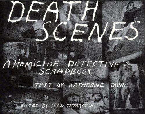 The strange and gruesome crime-scene snapshot collection of LAPD detective Jack Huddleston spans Southern California in its noir heyday. Death Scenes is the noted forerunner of several copycat titles.Warning: this sad, powerful, grotesque collection ...