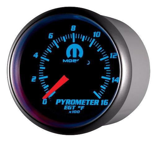 Auto Meter 880017 MOPAR Electric Pyrometer/EGT Gauge by Auto Meter (Image #2)