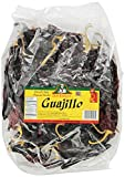 Don Enrique Guajillo Dried Chiles 16-Ounce Bags (Pack of 4), Dried Guajillo Chiles for Spicing and Garnishing in Cooking and Baking, Medium Hot Chiles