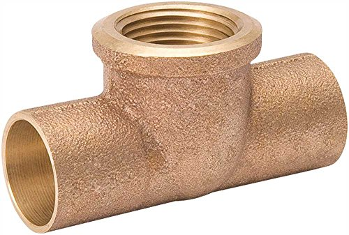 MUELLER INDUSTRIES A  01538NL Copper Fitting Tee 3/4