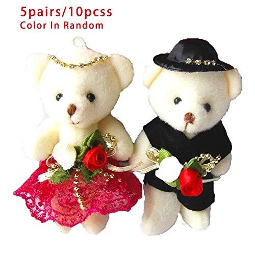 47-lovely-plush-toys-doll-conjoined-bear-animal-carton-teddy-bear-soft-doll-stuffed-toy-for-valentin
