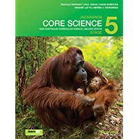 Jacaranda Core Science Stage 5 2e NSW Australian curriculum learnON & print