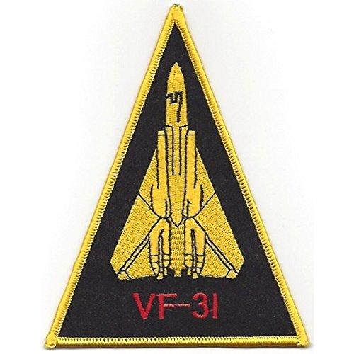 VF-31 F-14 Tomcat Triangle Patch
