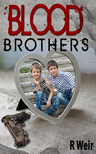 Blood Brothers: A Jarvis Mann Detective HardBoiled Mystery Novel