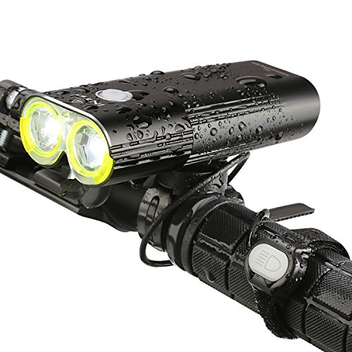 INTEY Portable Charger 5000mAh Headlight
