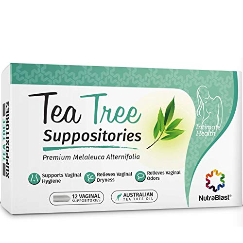 Nutrablast Tea Tree Oil