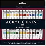 Juego de pintura acrílica Studio Series (24 colores)