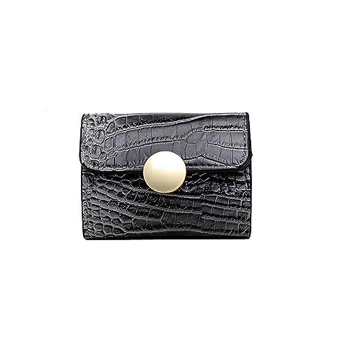 Darringls bolsa para mujer,Vintage Mujer Cartera Corta ...