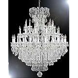 Chandelier Crystal Chandeliers Lighting 52x60