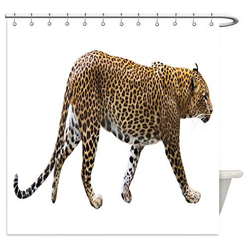 Predator Costume Ebay (Vanfan Shower Curtains adult predator on white background 532330702 For Bathroom)