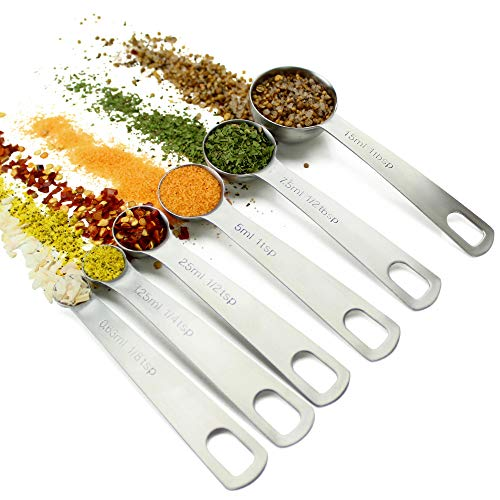 Basix Heavy duty Measuring Spoons product image