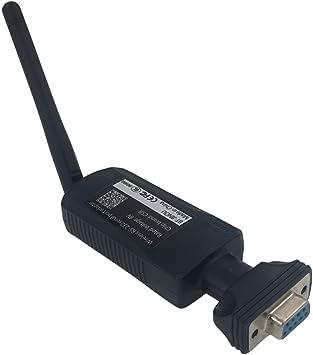 Jinou - Adaptador de puerto serie Bluetooth 3.0, 100 metros ...