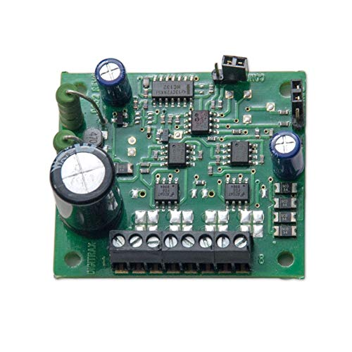 Digitrax DS52 DCC Stationary Decoder, 2 Turnouts