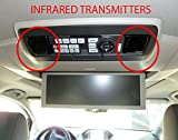 4 Pack Kid Sized Wireless Infrared Car DVD IR