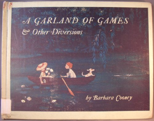 A garland of games & other diversions;: An alphabet book (Winston Garland)