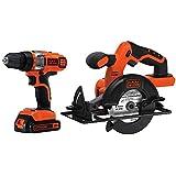 BLACK+DECKER BDCD220CS 20-volt Max Drill/Driver and