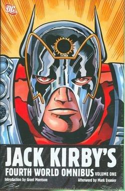 Jack Kirbys Fourth World Omnibus HC Vol 01