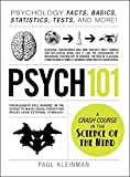 A hands-on approach to exploring the human mindToo often, textbooks turn the noteworthy theories, principles, and experiments of psychology into tedious discourse that even Freud would want to repress. Psych 101 cuts out the boring details and statis...