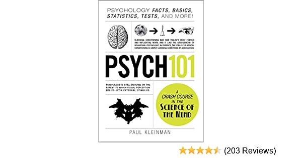 Psych 101: Psychology Facts, Basics, Statistics, Tests, and More! (Adams  101)