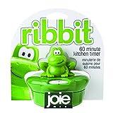 : Joie Ribbit Frog 60-Minute Mechanical Kitchen Timer, Green
