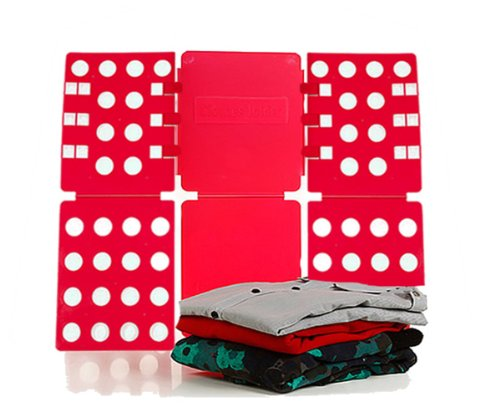 Clothes folders T Shirt Fold Board RED - 7
