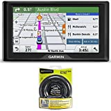 Drive 60LM GPS Navigator (US) - 010-01533-0C Bundle with Nav-Mat Portable GPS Dash Mount