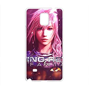 NICKER final fantasy lightning returns Hot Sale Phone Case for Samsung Note 4