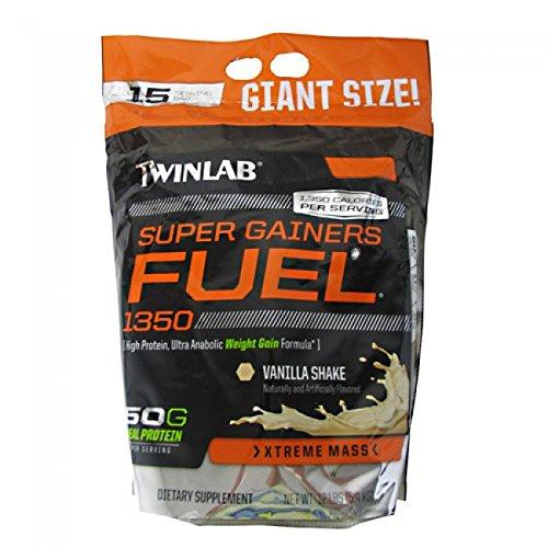 Twinlab: Super Gainers Fuel Pro Vanilla, 10.3 lbs (3 pack)