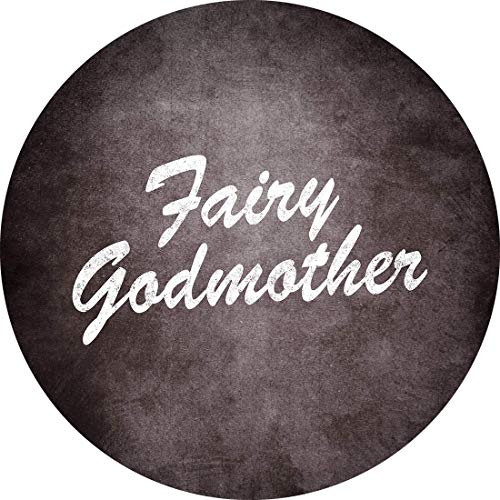 LIFESTYLE SHIRTS & GRAPHIX Fairy Godmother Funny Fantasy Woman Fairytale Character -