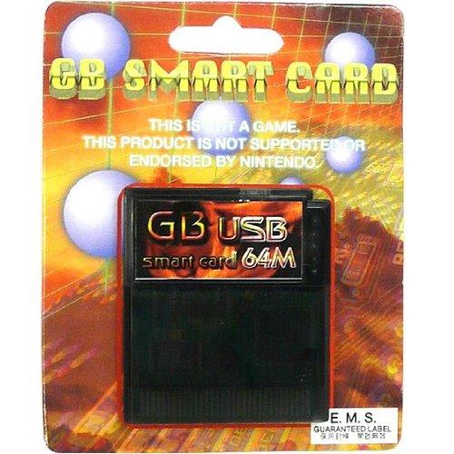 GB USB SMART CARD 64M pour GB / GBC / GBA / Game Boy Game Boy Advance