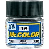 Mr. Color 16 IJN Green Semi Gloss