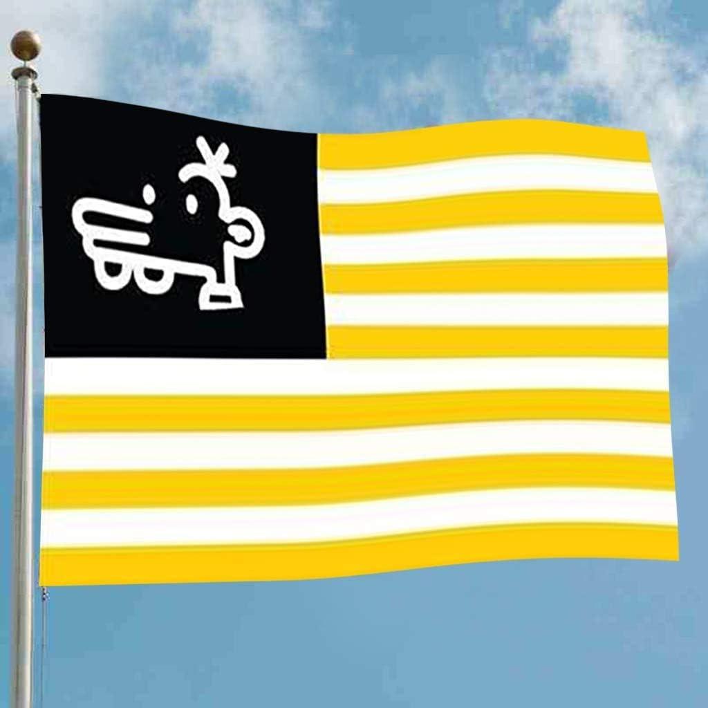 Mighty-eagle Nueva Bandera Americana Manny Flag Cambio de la Bandera Americana Casa Banner 3x5ft
