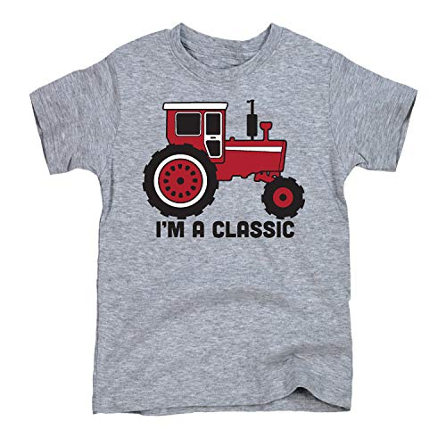Im A Classic - CASE IH Toddler Short Sleeve Tee