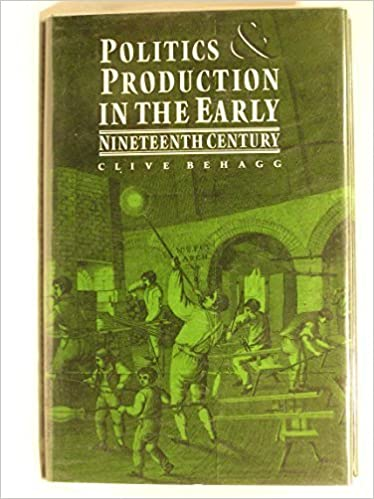 Book Politics and Production in the Early Nineteenth Century