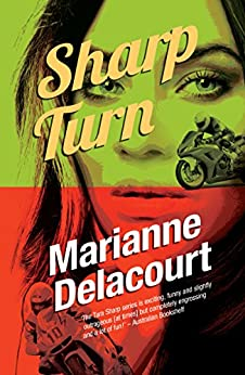Sharp Turn (Tara Sharp Book 2) by [Delacourt, Marianne]