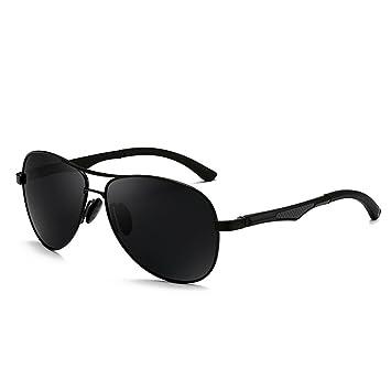 ZHIRONG La lentille de miroir originale rétro vintage polarisée lunettes de soleil unisexe UV 400 protection ( Couleur : 06 ) PI83nywz