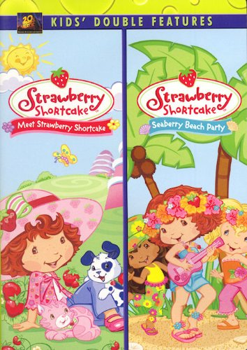 Meet Strawberry Shortcake / Seaberry Beach Party - Kids' Double Features
