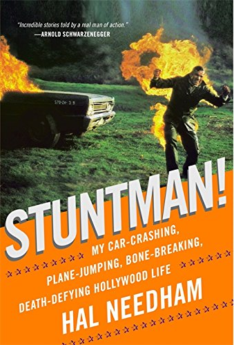 Read Online Stuntman!: My Car-Crashing, Plane-Jumping, Bone-Breaking, Death-Defying Hollywood Life pdf