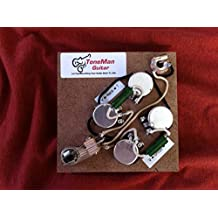 51ZeLbAXsVL._AC_US218_ amazon com tone man guitar toneman wiring harness at bayanpartner.co