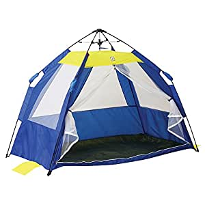 Pacific Play Tents Kids One Touch Play Cabana UV Treated - 60u0026quot; x 35u0026quot  sc 1 st  Amazon.com & Amazon.com: Pacific Play Tents Kids One Touch Play Cabana UV ...