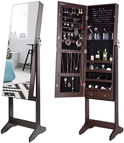Nicetree Full Length Standing Organizer Adjustable product image