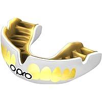Protector bucal OPRO Power-Fit para rugby, hockey, MMA, boxeo, baloncesto y otros deportes de contacto